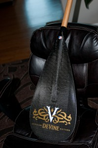 devine guitars paddle