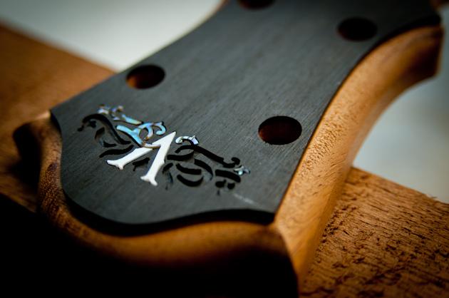 Custom Ukulele : inlay, inlay and more inlay | DeVine ...