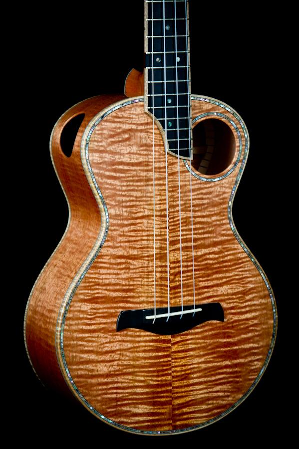 just finished new custom ukuleles devine guitars and ukuleles blog. Black Bedroom Furniture Sets. Home Design Ideas