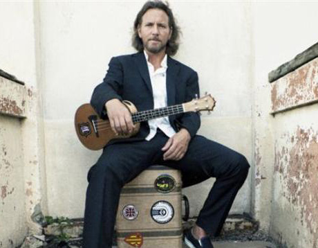 Eddie Vedder ukulele songs